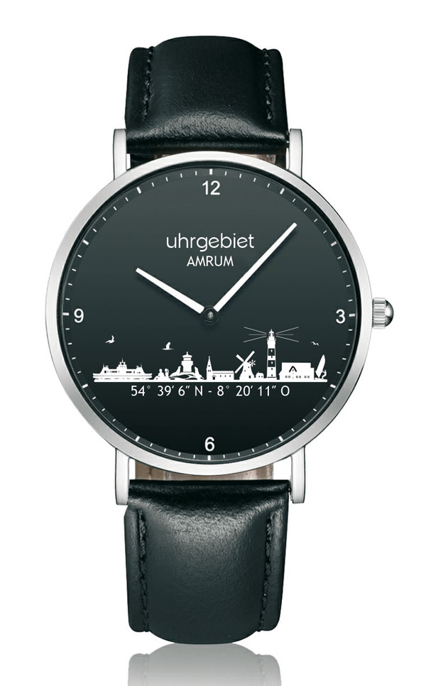 Uhrgebiet Amrum