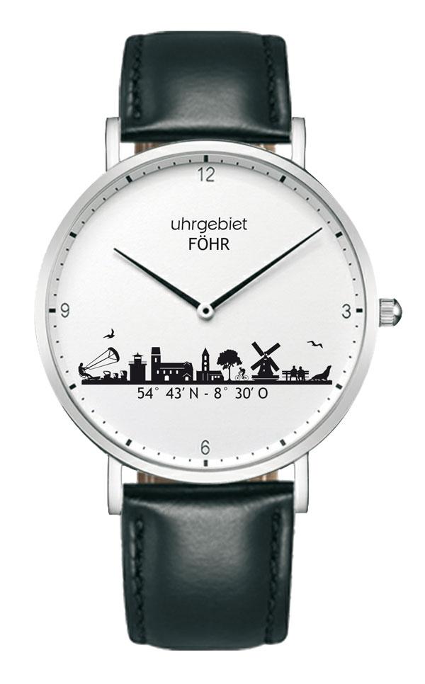Uhrgebiet Föhr